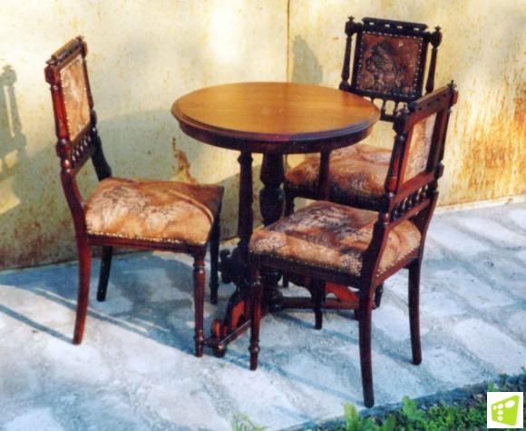 стулья конец 19 века до покраски белой краской