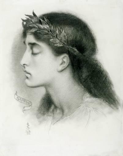 Поэзия сапфо составленный в александрийский период сборник произведений сапфо насчитывал 9 книг