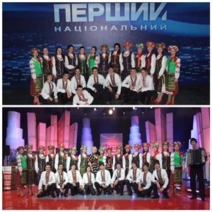 Телепроект української пісенності «Folk Music» Першого національного каналу.
