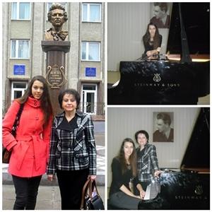 2-й Международный конкурс молодых пианистов   (г. Кировоград)