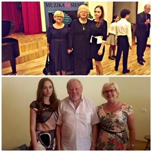 XIII Международный конкурс пианистов «Музыка без границ» (г. Друскининкай - Литва)