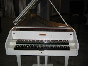 Вечер клавесинной музыки – Андрей Прахт.