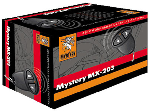 MYSTERY MX-203.