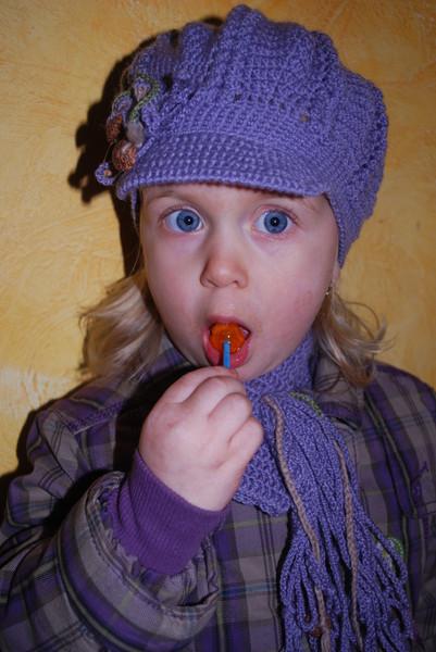 索科洛娃的女孩帽 - maomao - 我随心动