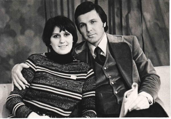 Татьяна Коршилова и Лев Лещенко, 1976 г.