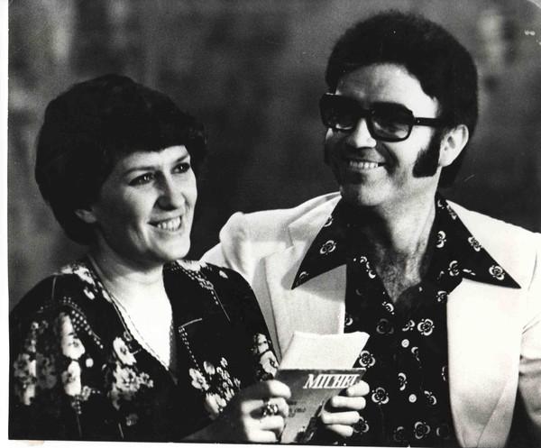 Татьяна Коршилова и Мичел (Испания), 1977 г.