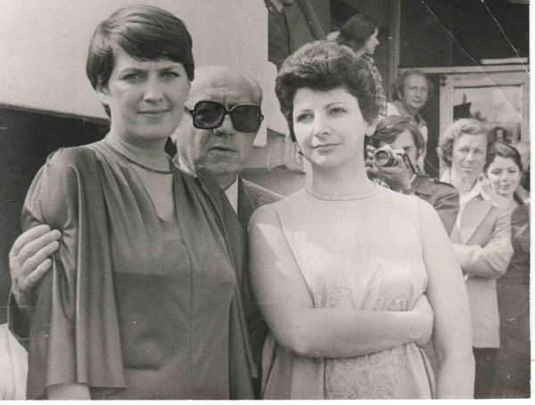 """Татьяна Коршилова, Армения, 1978 """"С песней по жизни"""""""