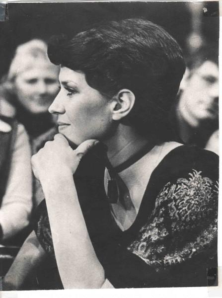 Татьяна Коршилова, 1982 г., последняя фотография