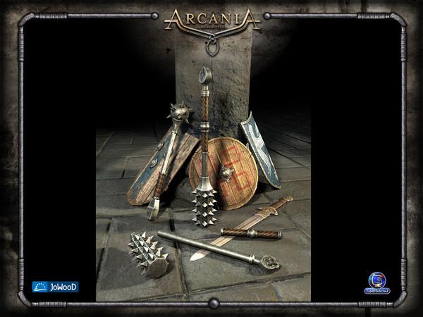 Gothic 4. Arcania чит коды -Главная Gothic 4 Arcania - чит коды В игре Goth