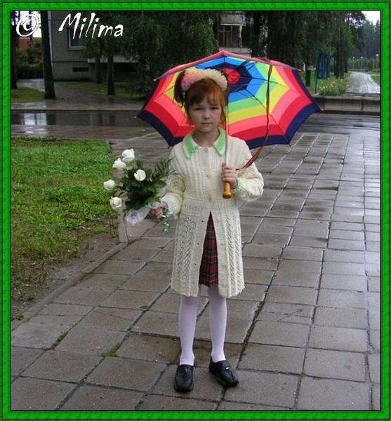 Детский кардиган