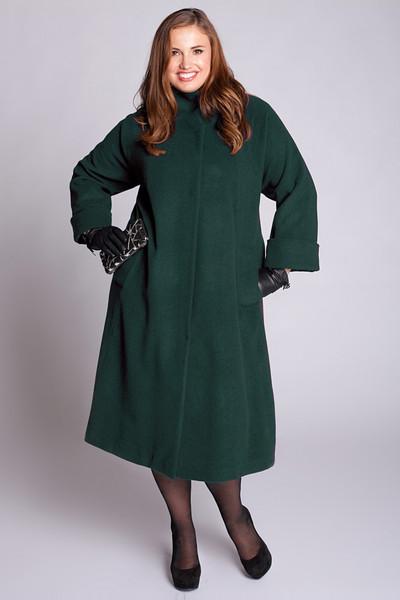 Элегантное пальто размер от 50 до 68