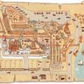 На Вернисаже - крупнейшая в мире...  Карта Измайловского Кремля.  1. Въездные башни Кремля в Измайлово 2,3...
