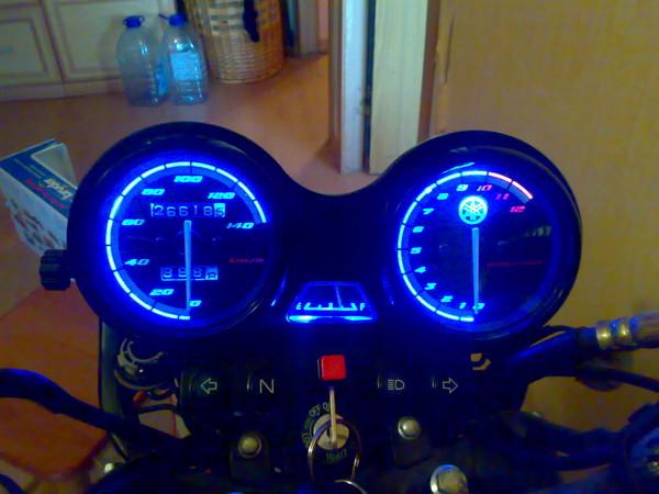 Светодиодные поворотники для мотоцикла своими руками
