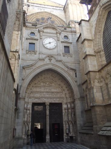 Кастильский уик-энд (Мадрид, Толедо, Эскориал)