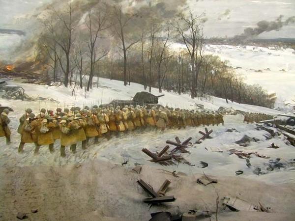 День начала контрнаступления советских войск в битве под Москвой