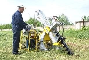 Делаем выбор в пользу бурения скважин малогабаритными установками