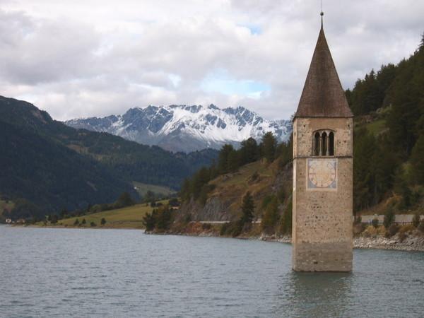 Башня Церкви Альт Грауна
