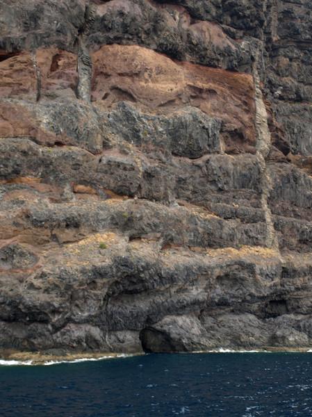 Вулканические слои