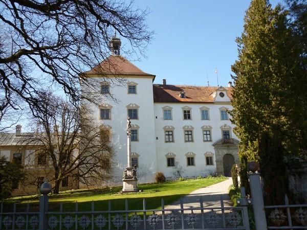 Замок Вольфегг