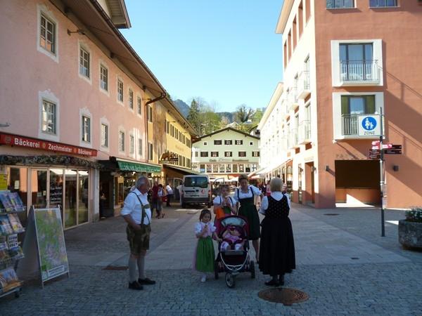 Баварская семья
