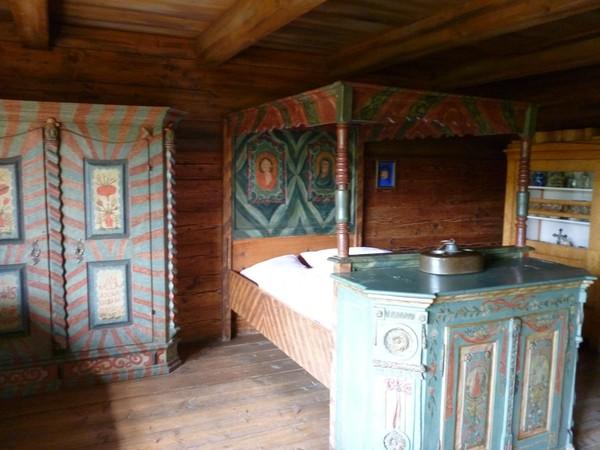 Спальня помещика