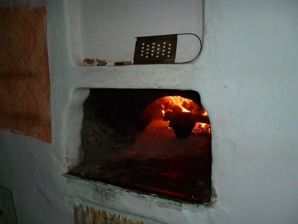 Печной огонь