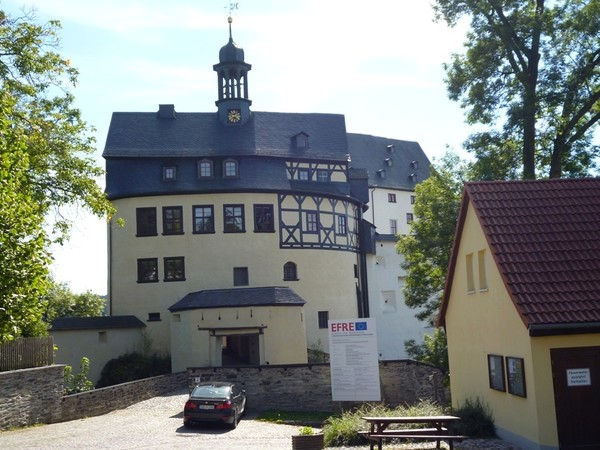 Замок Бургк