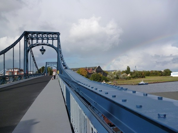 Мост Кайзера Вильхельма