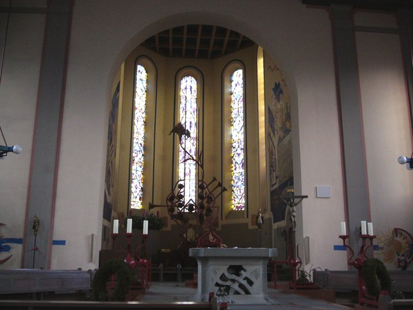 Церковь St. Gallus