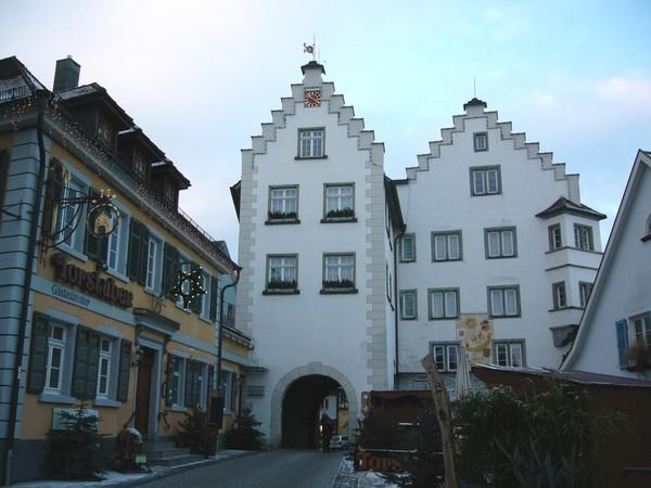 Замок Монфорт