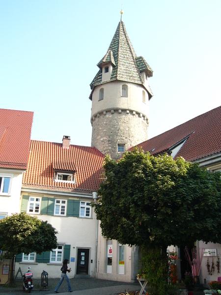 Зелёная башня