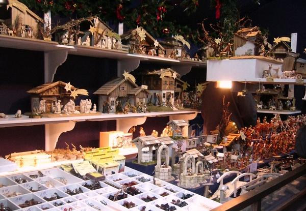 Рождественская лавка