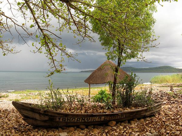 Welcome Lake Tanganyika!