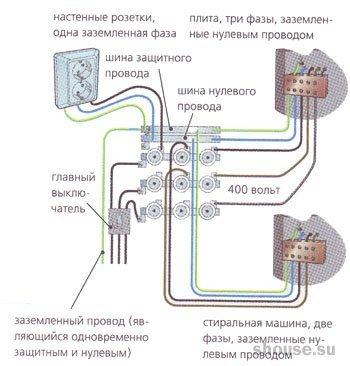 электрическая схема с разводкой - Практическая схемотехника.
