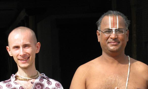 Рамеш и Виджитатма дас