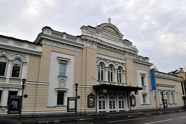 Театра сцена на ордынке схема проезда