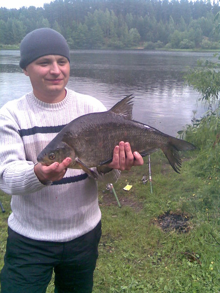 гродненский рыболов