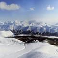Манарага зима