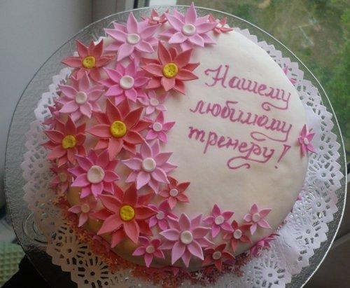 Оформление тортов в домашних условиях для девочки