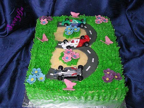 Украшение на торт для мальчика