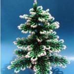 деревья из бисера мастер класс - Микросхемы.
