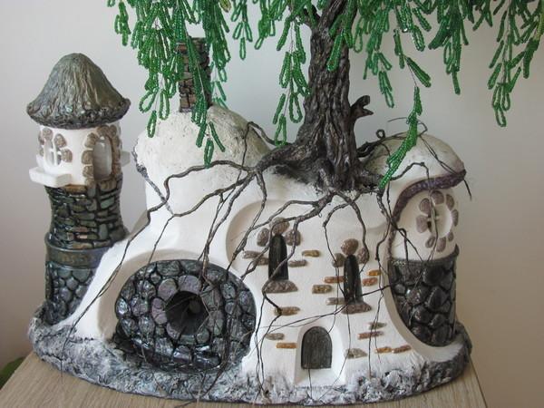 Деревня хоббитов