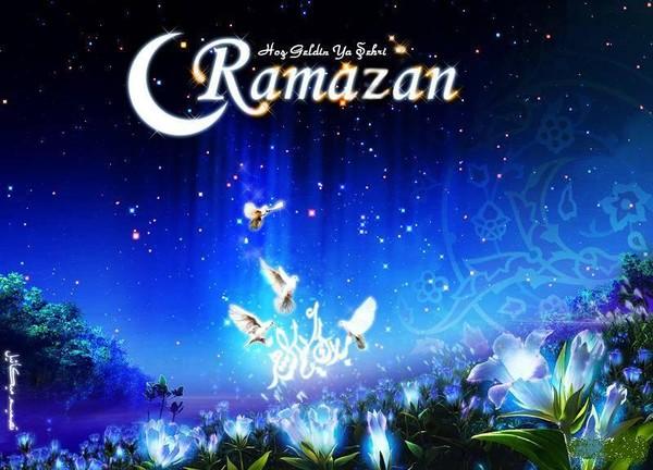 Священный месяц рамадан - время поста!