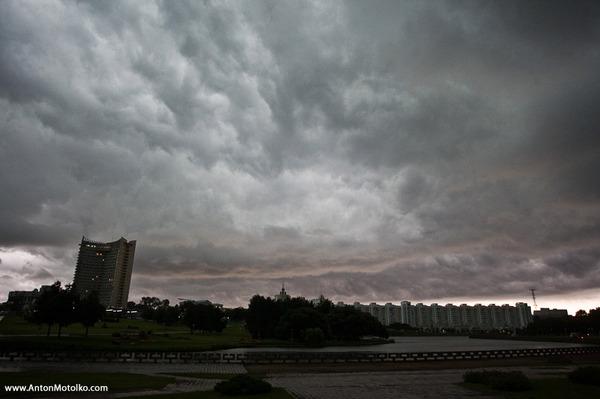Минский Ливень 2009