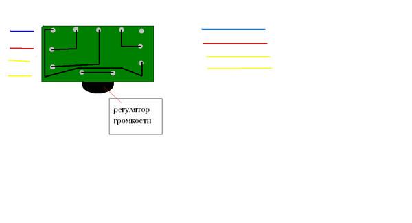 Это схема наушников для компа. пожалуйста. паять. помогите.  Метки вопроса.