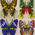 15262). Свирепый Дедуля). что нибудь из бисера и с блёсками, можно шикарную бабочку сделать...