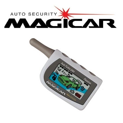 Magicar Gold-2 (7000) - автосигнализации, иммобилайзеры, защита от угона - Угона.нет