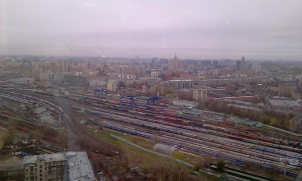 Поезда, поезда :)
