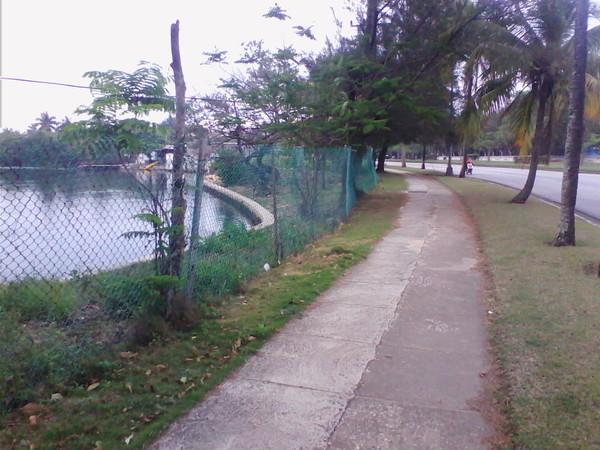 Гавана пешком вдоль и поперек.