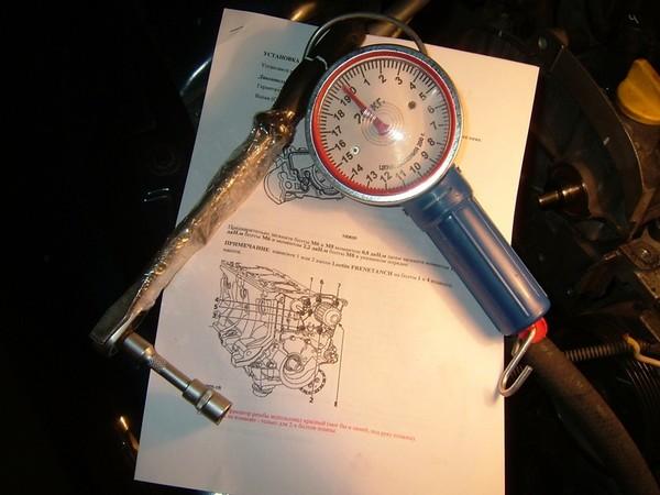 Как проверить динамометрический ключ своими руками